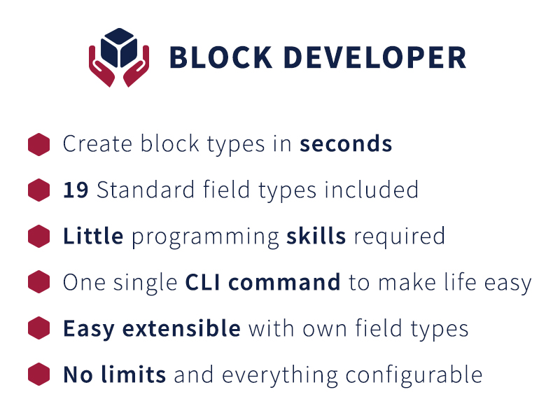 Block Developer